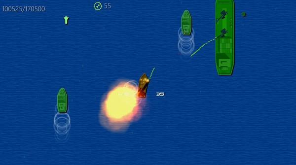 Hurricane Ship Ghost Screenshot