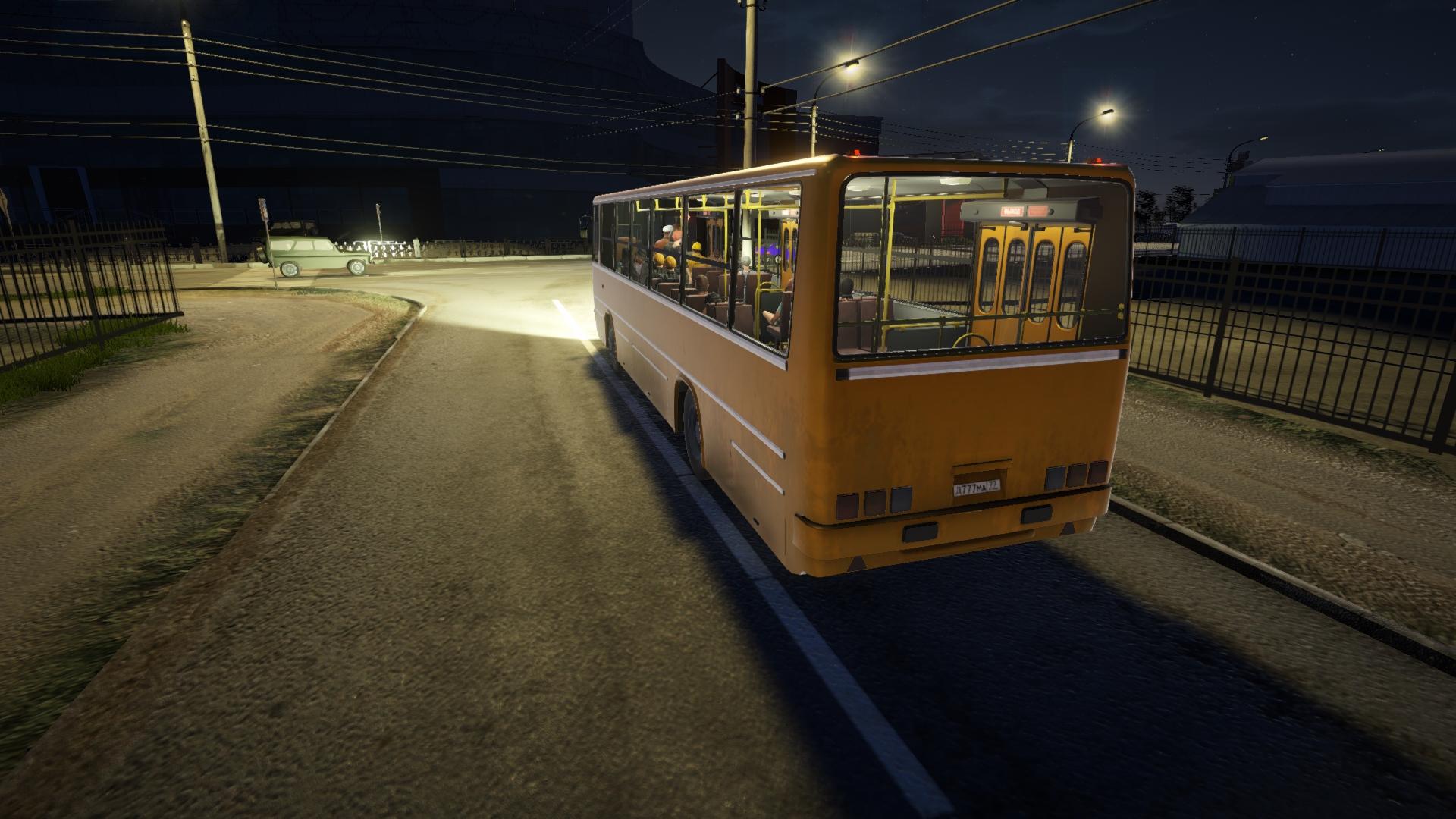 Bus Driver Simulator 2019 - Hungarian Legend Steam