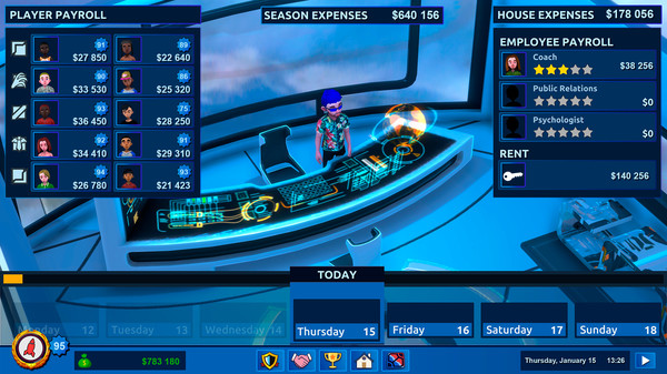 Esports Life Tycoon Screenshot