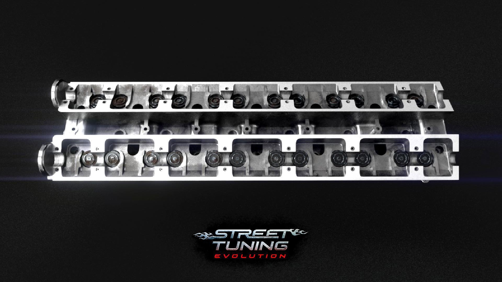 street tuning evolution on