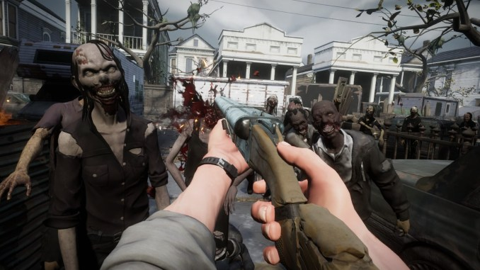 The Walking Dead: Saints & Sinners screenshot 3