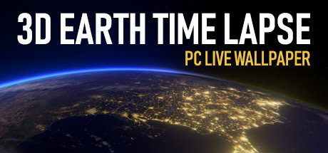 3d earth time lapse