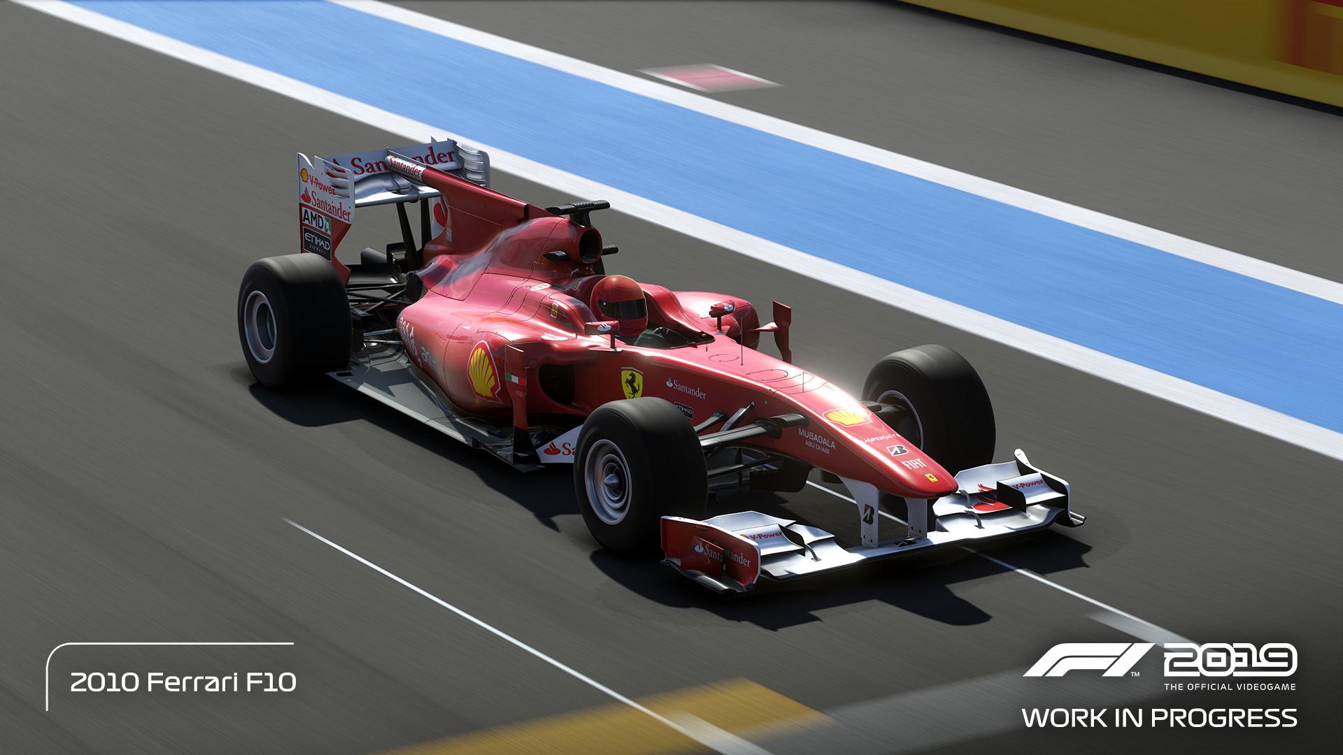 F1 2019 Anniversary Edition On Steam