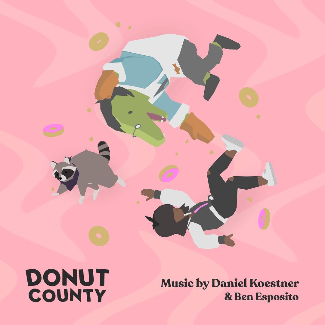 donut county soundtrack