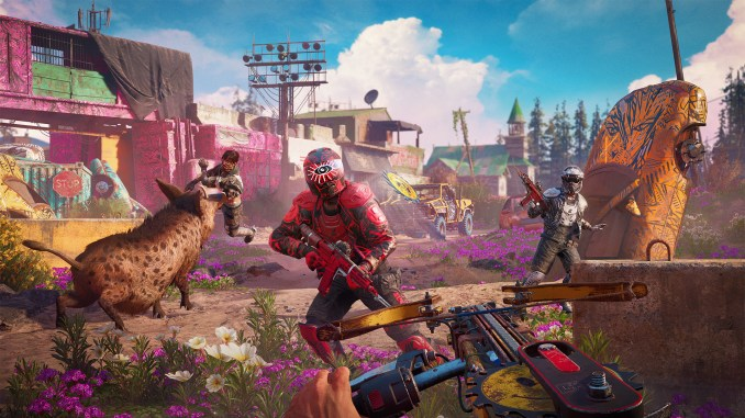 Far Cry: New Dawn Screenshot 1