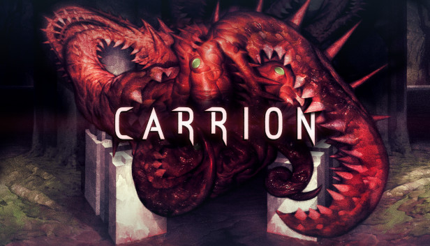 Carrion is available for Switch now! Check it out!