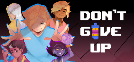 DON'T GIVE UP: A Cynical Tale Free Download