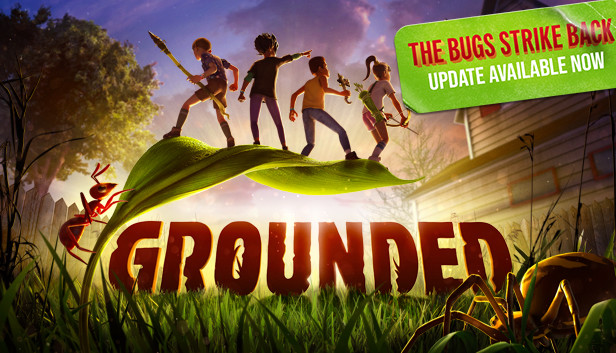 Grounded on Steam