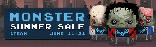 The Steam Monster Summer Sale Day 3