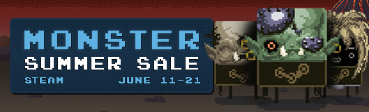 The Steam Monster Summer Sale Day 8
