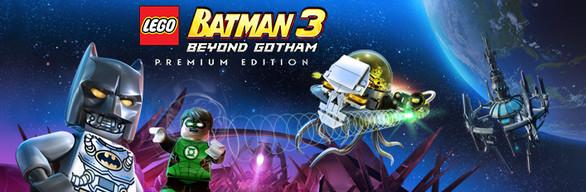 Save 75 On Lego Batman 3 Beyond Gotham Premium Edition