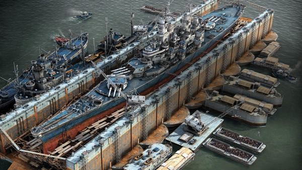 Steam Community World Of Warships - Year of Clean Water