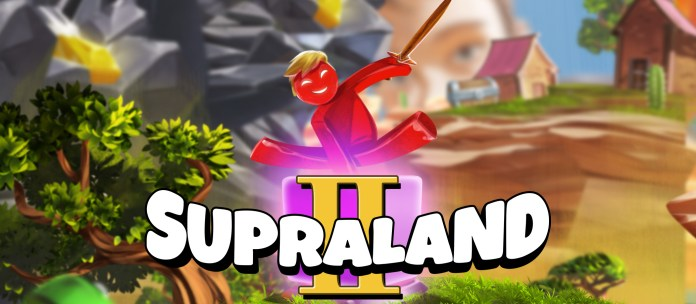 Supraland - Supraland 2 funded! - Steam News