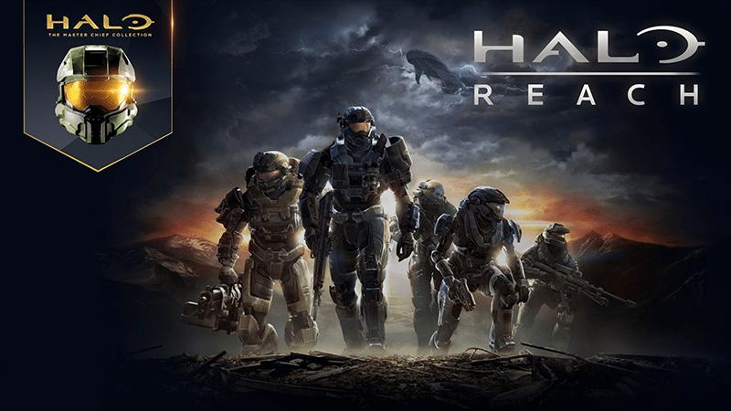 Halo The Master Chief Collection parte con Halo Reach