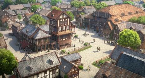 Steam uutiset: Solasta: Crown of the Magister Dev Update #6 Welcome to Caer Cyflen