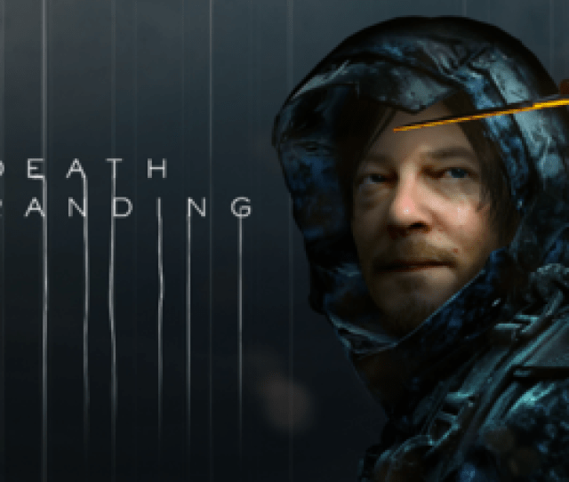 Pre Purchase Death Stranding On Steam