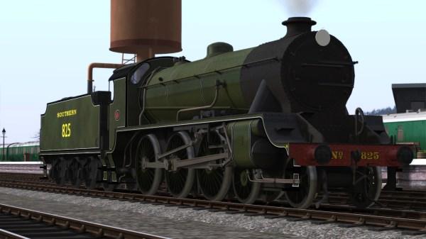Train Simulator Southern Railway S15 Class