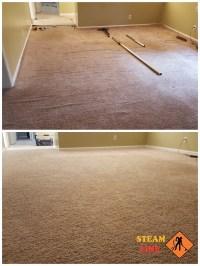 Midlothian carpet stretching