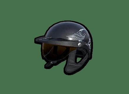 Skin Tracker PUBG Road Warrior Helmet