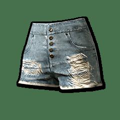 Fringed Hotpants PUBG ITEMS