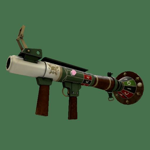 Strange Professional Killstreak High Rollers Rocket