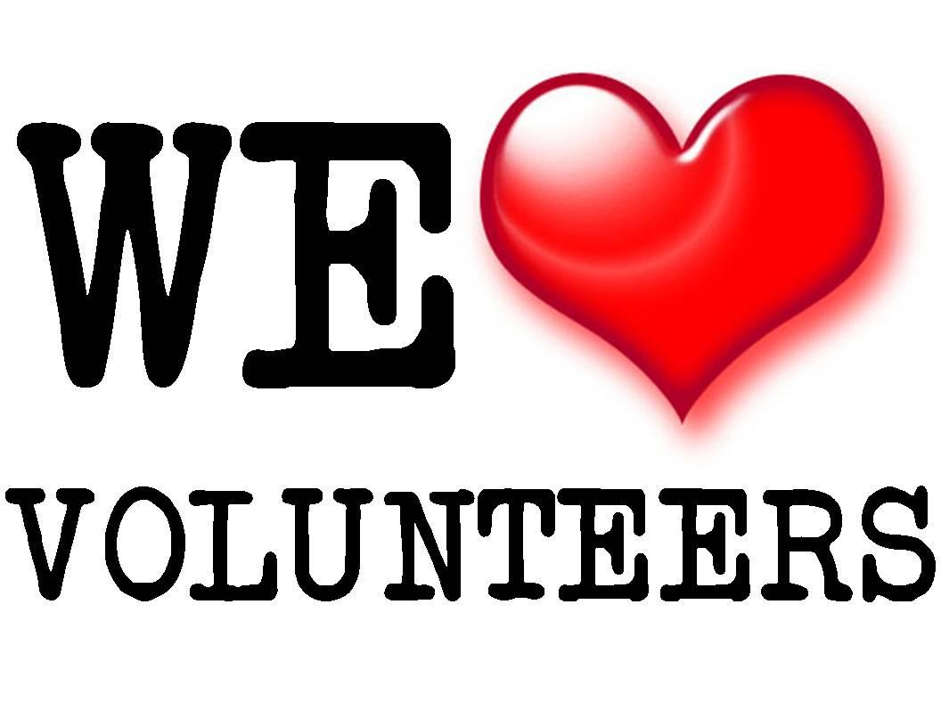 Thanks For Volunteering!