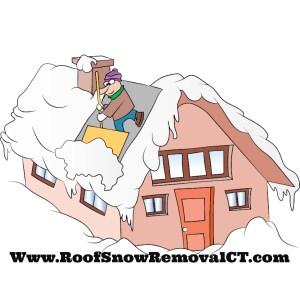 Roof snow shoveling Harbor Creek PA