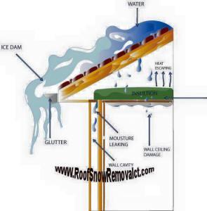 Rochester Ny Steam Ice Dam Removal Mn Sd Ny