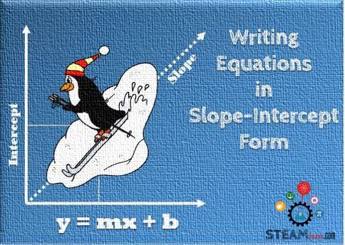 Slope Intercept Equations