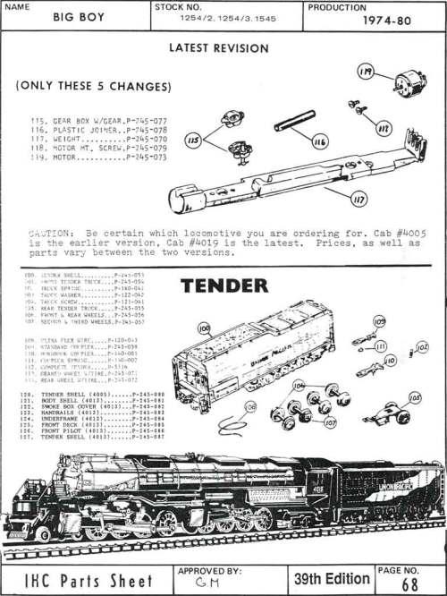 small resolution of 1969 big boy schematics