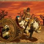 Steampunk-safari