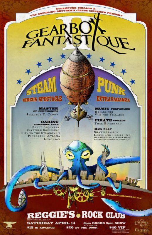 Gearbox Fantastique II