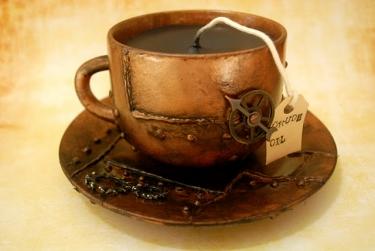 Steampunk-Tea