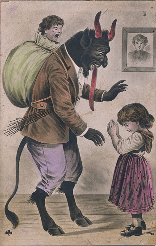 Krampus sack