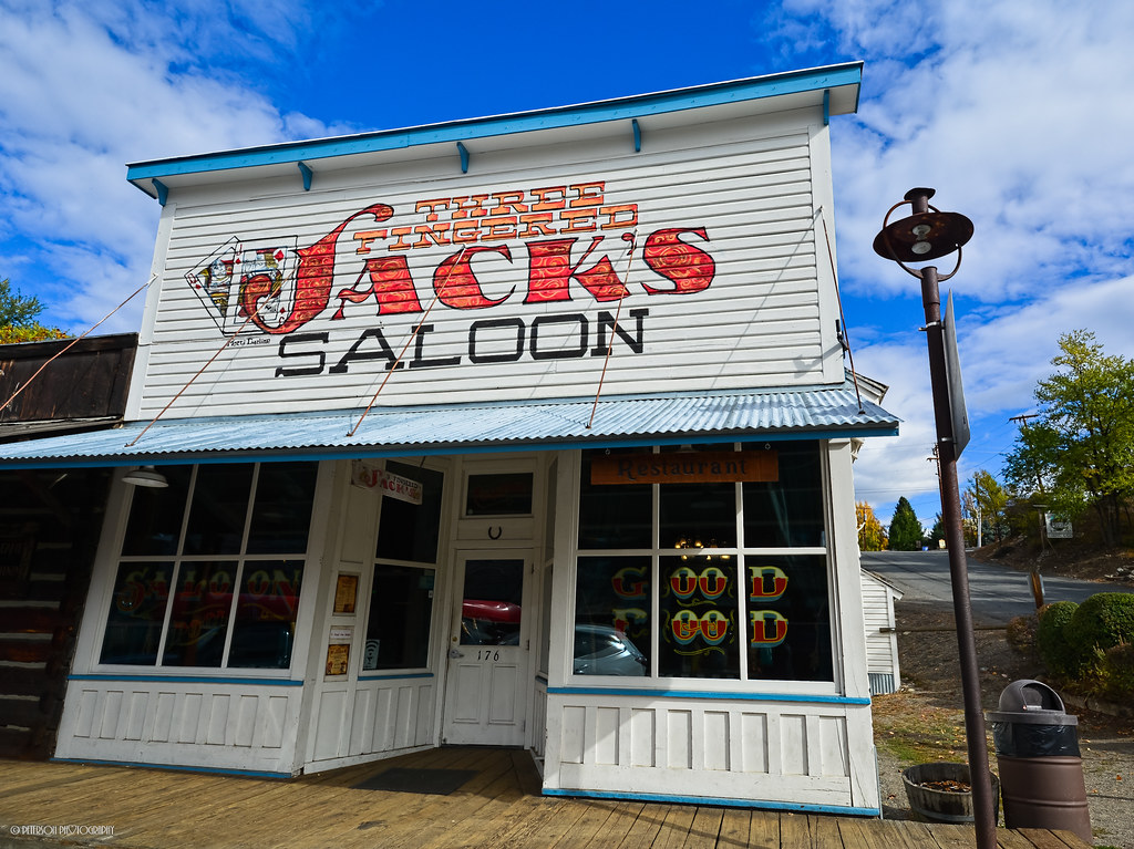 3 Fingered Jack's Saloon - Winthrop