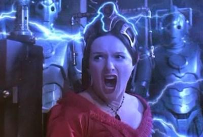 Doctor Who - Miss Hartigan & the Cybermen