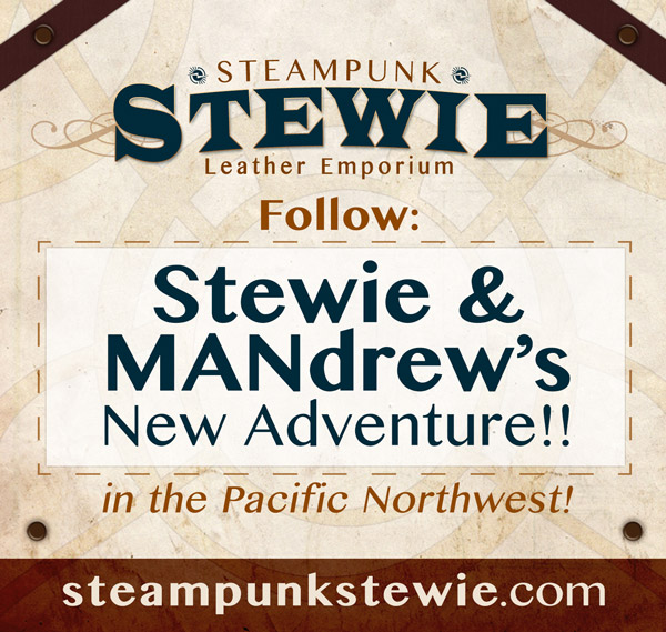 Stewie & MANdrew's New Adventure
