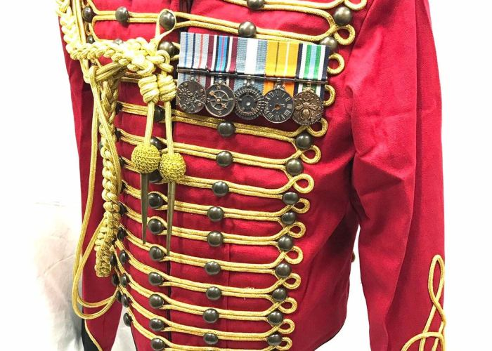 Steampunk Military Army Officers uniform Jacket. 1
