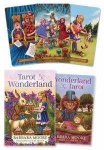 Alice Tarot in Wonderland