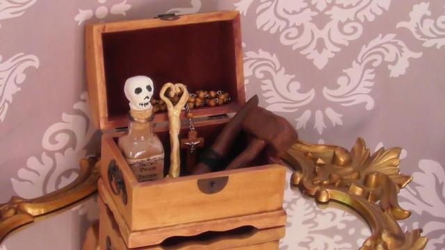 Vampire Hunting Kit. 1