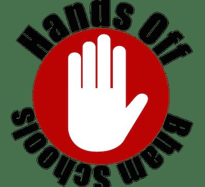 Hands Off Bham School – Media Package