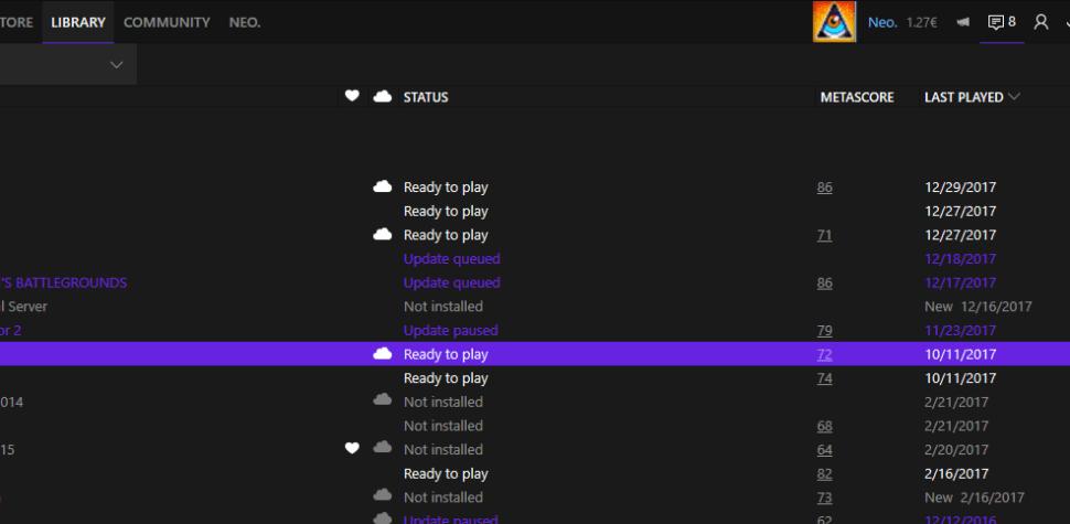 Steam Update All Button