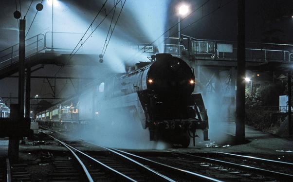3822 newcastle flyer gosford 31 1969 steam train