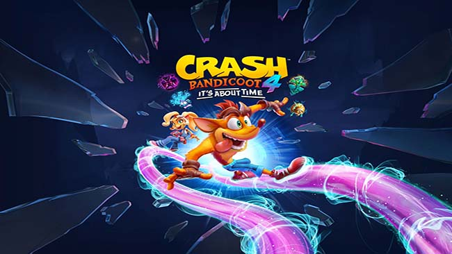 Crash Bandicoot 4: It's About Time Free Download » STEAMUNLOCKED