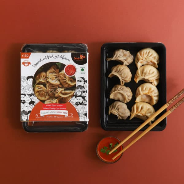 Wheat Momos Pack By Steamup