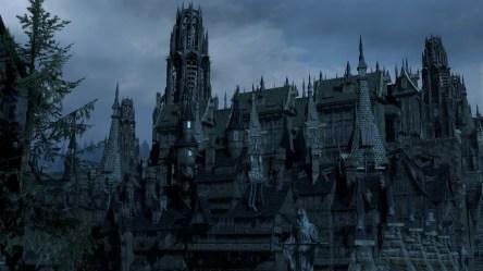 Steam Workshop::Gothic City Urban Bridge Battle