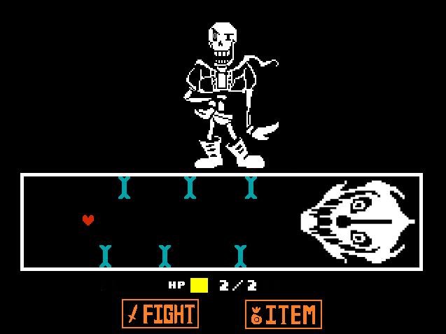 genocide papyrus battle
