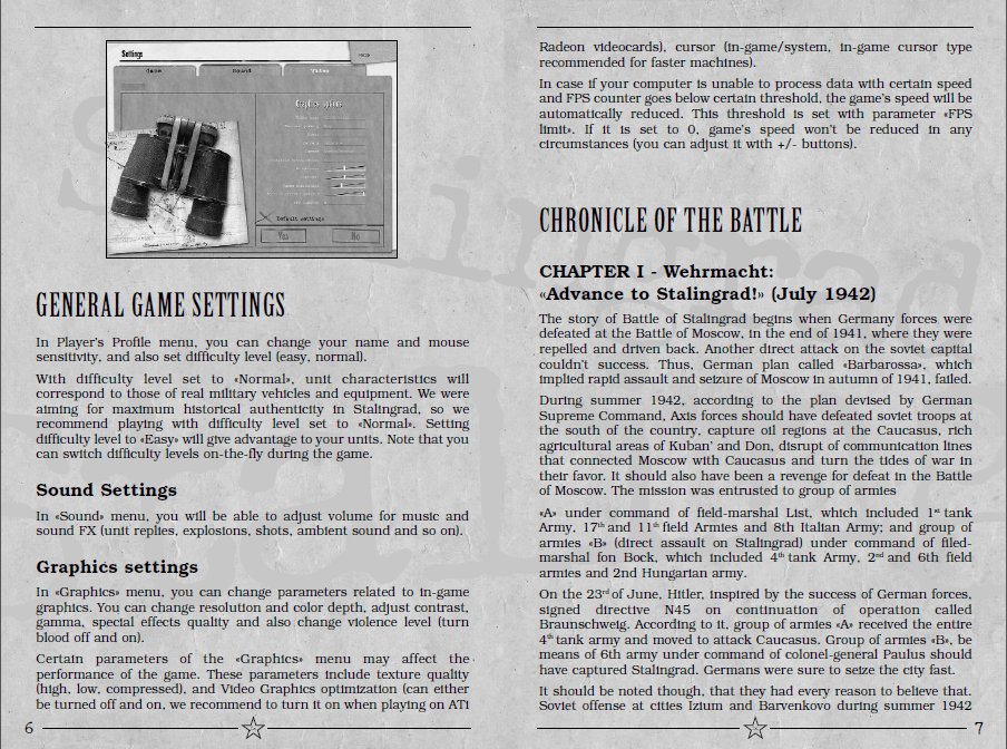 Steam Community :: Guide :: Manual Stalingrad [Eng/Оfficial]