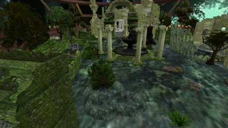 Workshop di Steam::Overgrown Jungle RPG Town Pathfinder D&D Fantasy