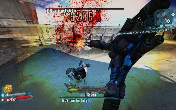 20+ Bl2 Psycho Melee Weapon Pictures and Ideas on Weric